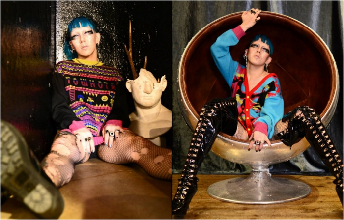 Русская мода захватывает Японию