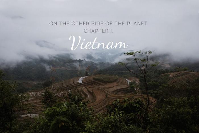 Вьетнам на снимках Орсолии Каранц