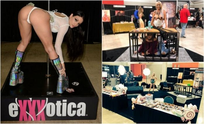 EXXXOTICA Expo в Майами