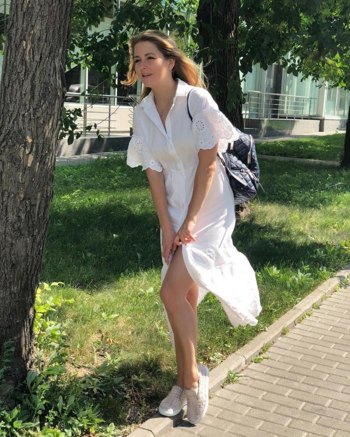 Анна Михайловская на фото из Instagram