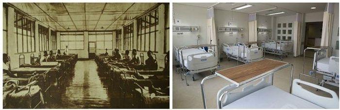 Как изменились различные вещи за прошедшие 100 лет