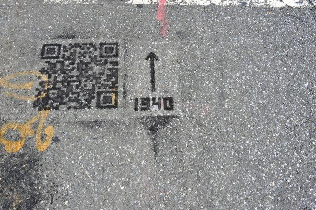 Интересная задумка на улицах Нью-Йорка