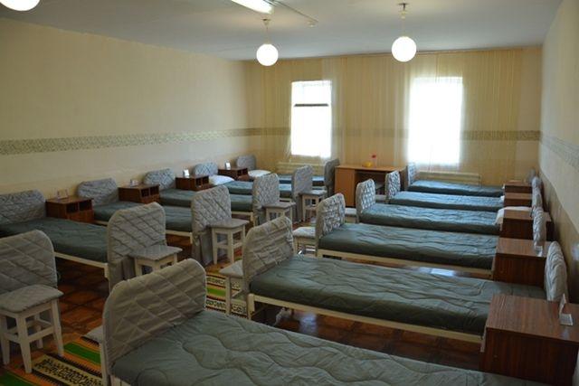 Для российских заключенных оборудовали специальные комнаты для отдыха