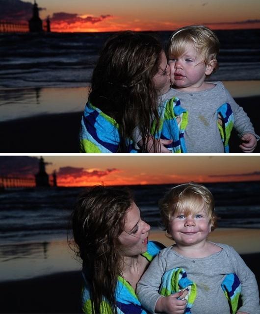 Дети, которые умеют круто выглядеть на фотографиях
