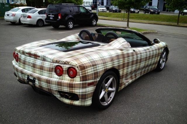 Тюнинг автомобилей, который вас точно удивит