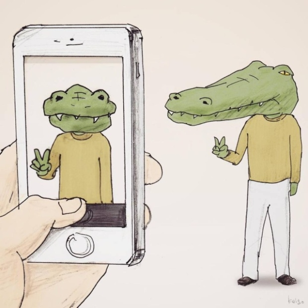 Проблемы крокодилов, живущих среди людей