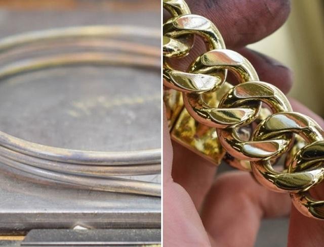 Украшение из металла своими руками