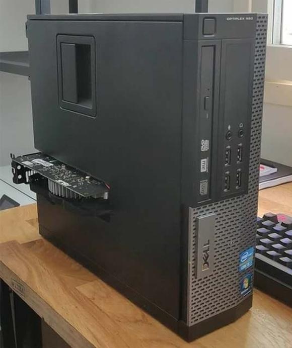 Когда решил проапгрейдить свой компьютер