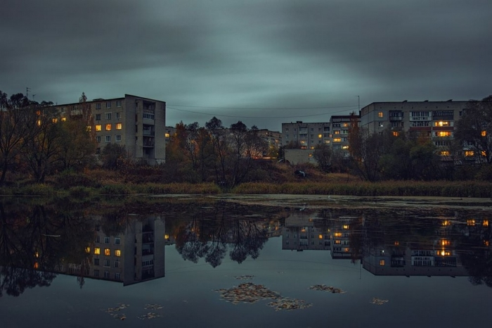 Атмосферные фотографии российского пригорода Артемия Тузова
