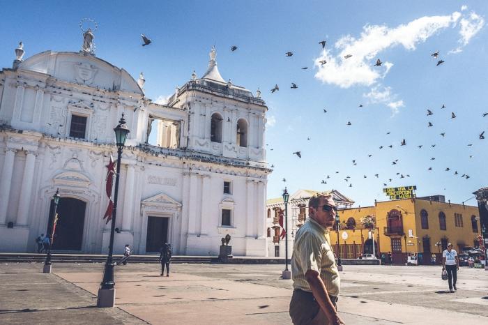 Путешествие в Никарагуа Николаса Лепиллера
