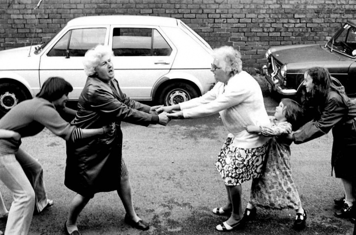 Жизнь в Великобритании 70-х—80-х годов