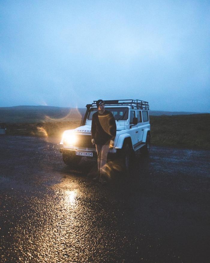 Потрясающие приключенческие снимки Tucker Doss Troupe