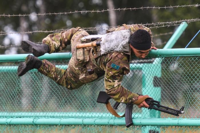 Международные армейские игры-2018