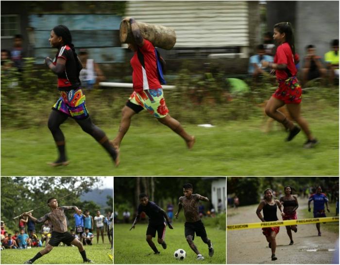 Традиционные Игры в Панаме