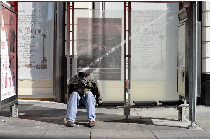 Сан-Франциско на уличных снимках Дэвида Рута