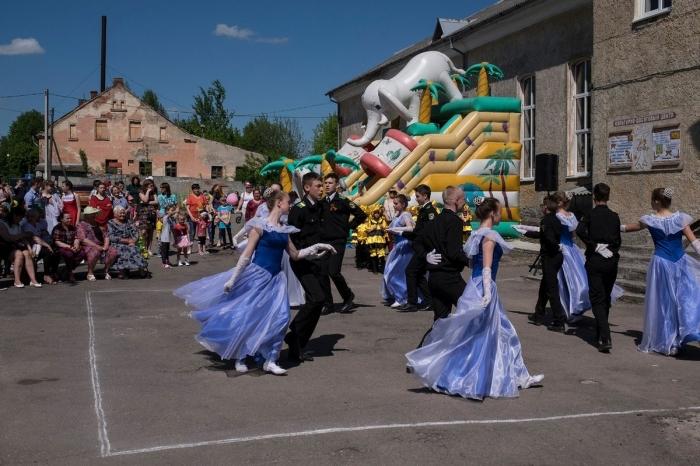 Поселок Железнодорожный Калининградской области