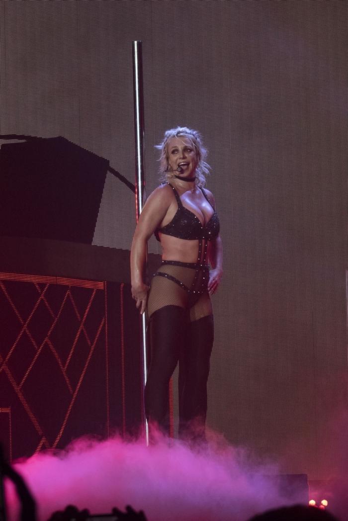 Бритни Спирс выступила в Берлине