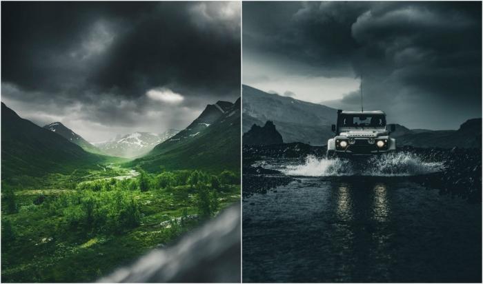 Захватывающие приключенческие фотографии Симона вон Бройх