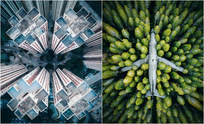 Фотографии с дрона Демаса Русли