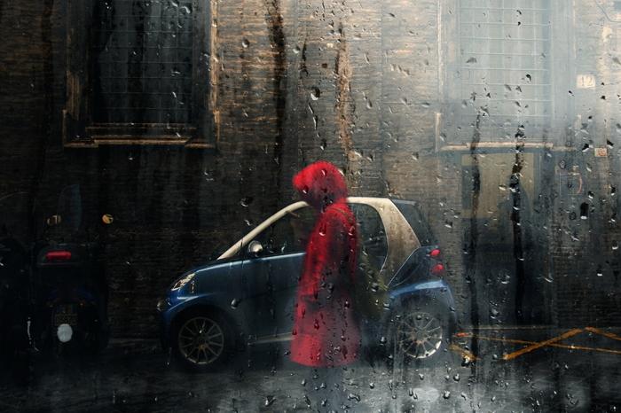 «Блюз дождевых капель» снимки Алессио Треротоли