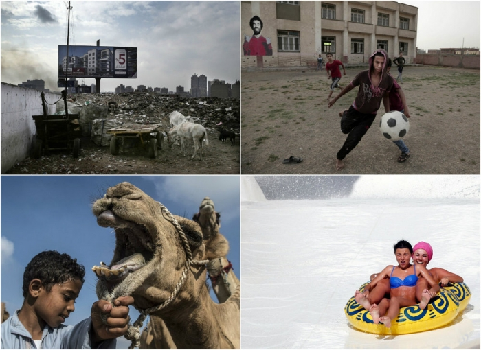 Интересные фотографии из Египта