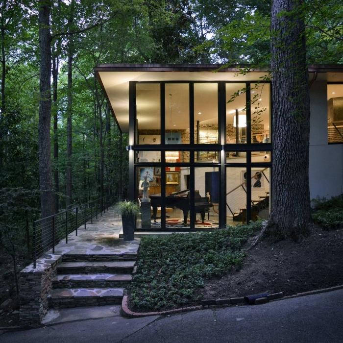 Круглый дом в Алабаме