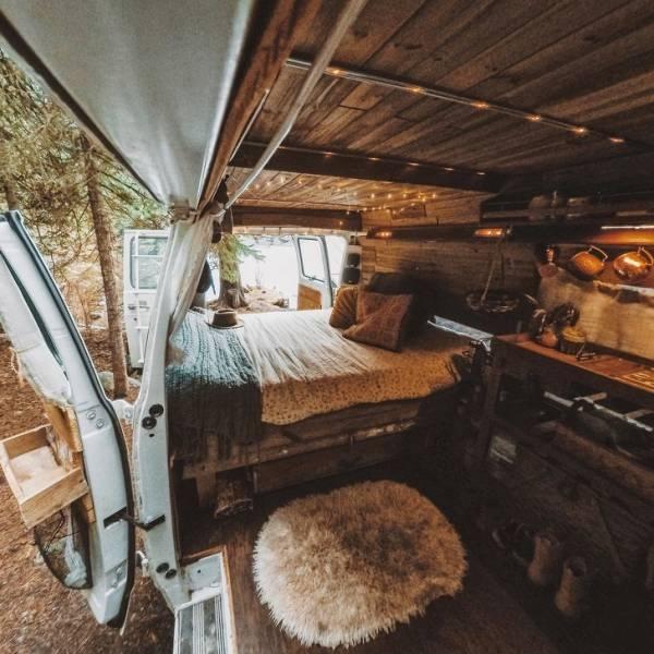 Уютные места, в которых хотелось бы побывать