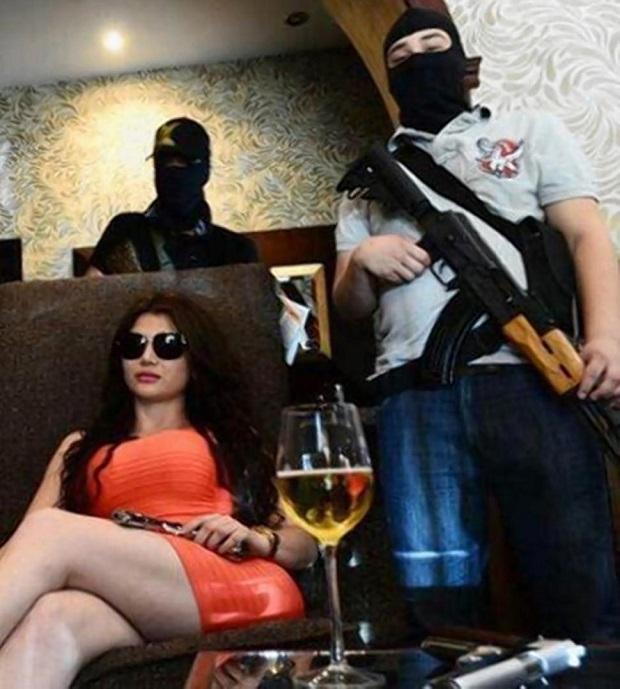 Клаудиа Феликс - самый привлекательный мафиози в мире