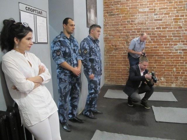 """В """"Бутырке"""" были проведены первые занятия йогой с заключенными"""