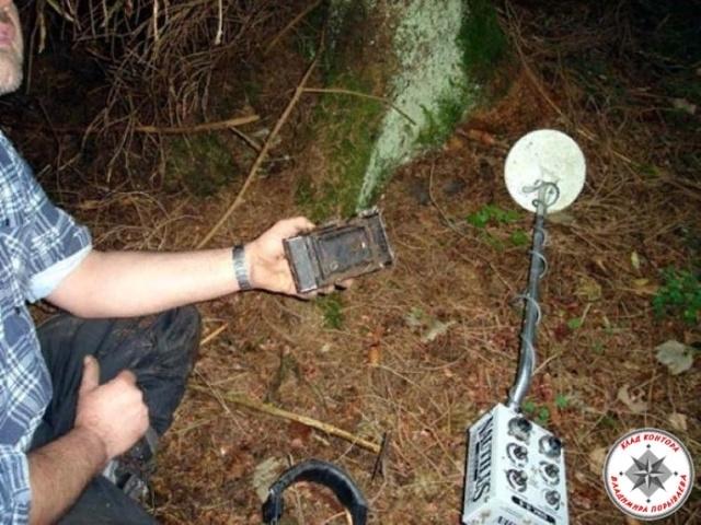 Фотографии с фотоаппарата, который пролежал под землей 74 года