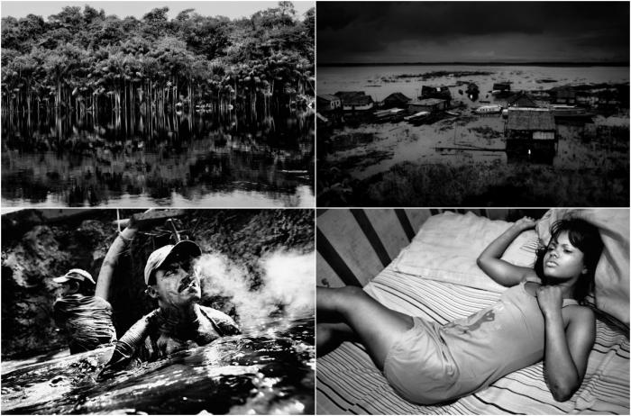Золотая лихорадка в глубине бразильских амазонских тропических лесов