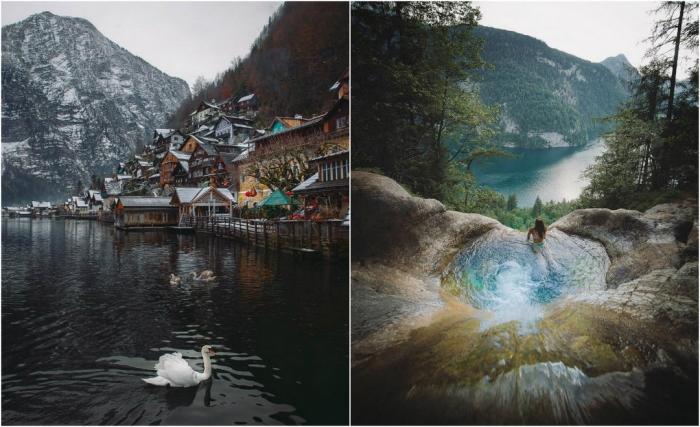 Путешествия и приключения на снимках Давиде Анзиманни