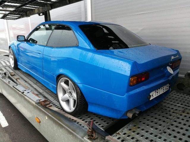 Москвич-2140 на базе BMW 3-серии