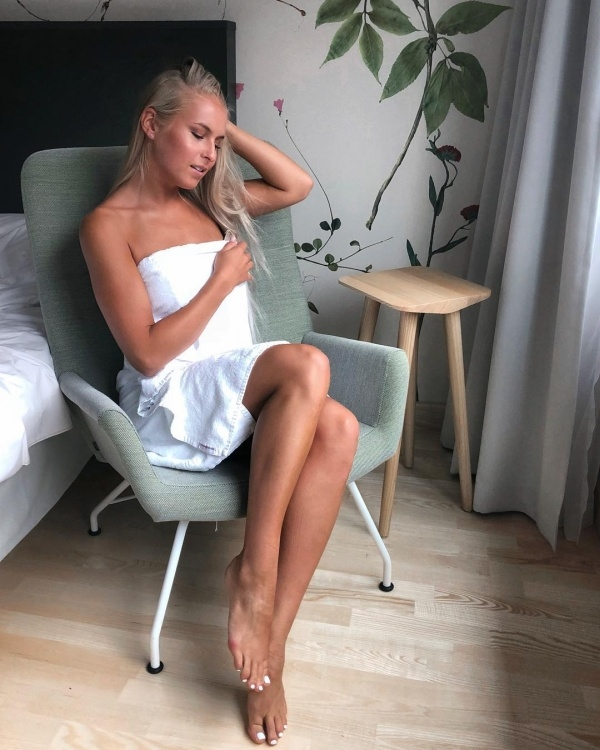Мисс Финляндия стала Алина Воронкова, девушка с русскими корнями