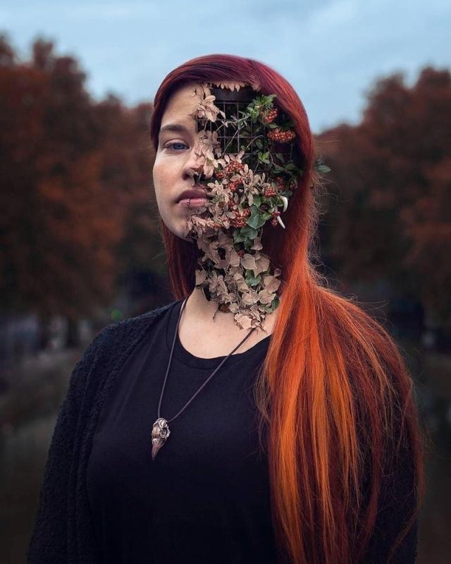Работы настоящих мастеров фотошопа