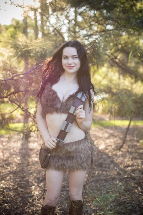 Никамелеон - самая привлекательная косплеерша из Австралии