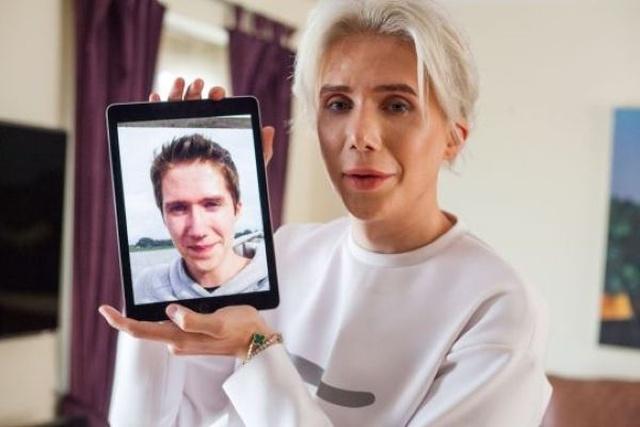 Парень из Великобритании изменил внешность, чтобы стать похожим на корейского кумира