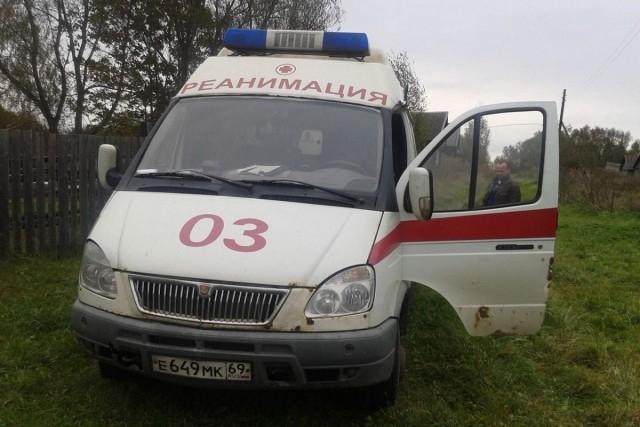 Ржавчина на скорость не влияет: скорая помощь в Тверской области