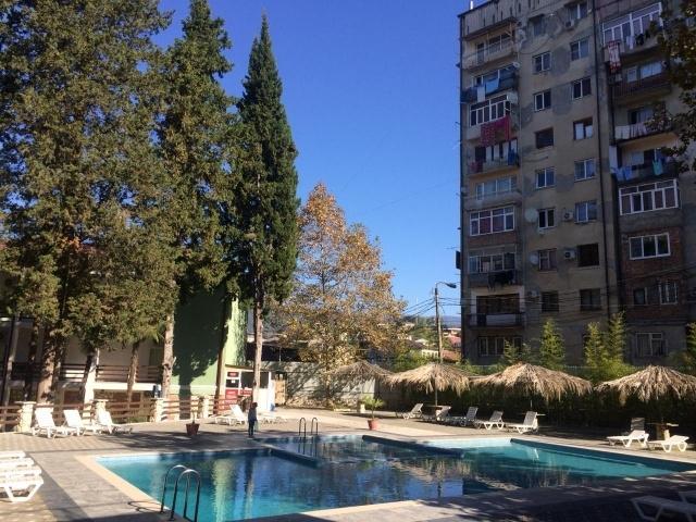 Контрасты отдыха в Абхазии