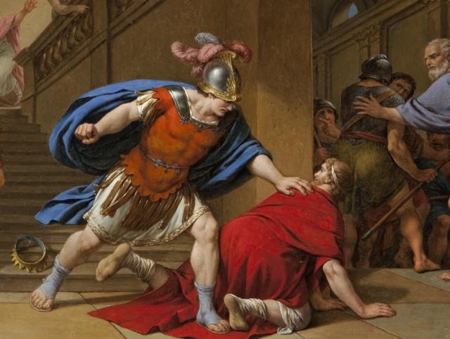 Кокорину и Мамаеву такое даже и не снилось: история избиения чиновника в Древнем Риме