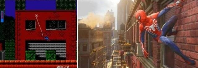 Популярные видеоигры тогда и сейчас