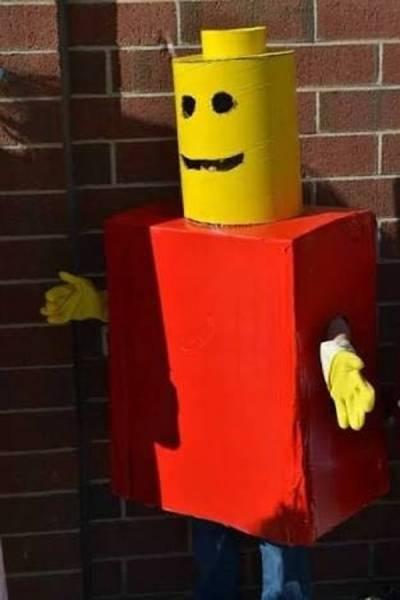Ультрабюджетные костюмы на Хэллоуин