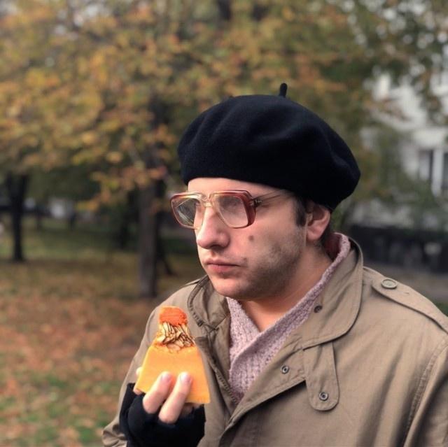 """Костюм на Хэллоуин в стиле фильма """"Брат"""""""