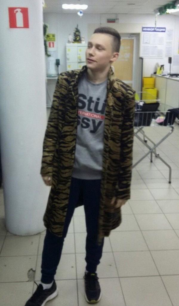 Белорусские модники и модницы