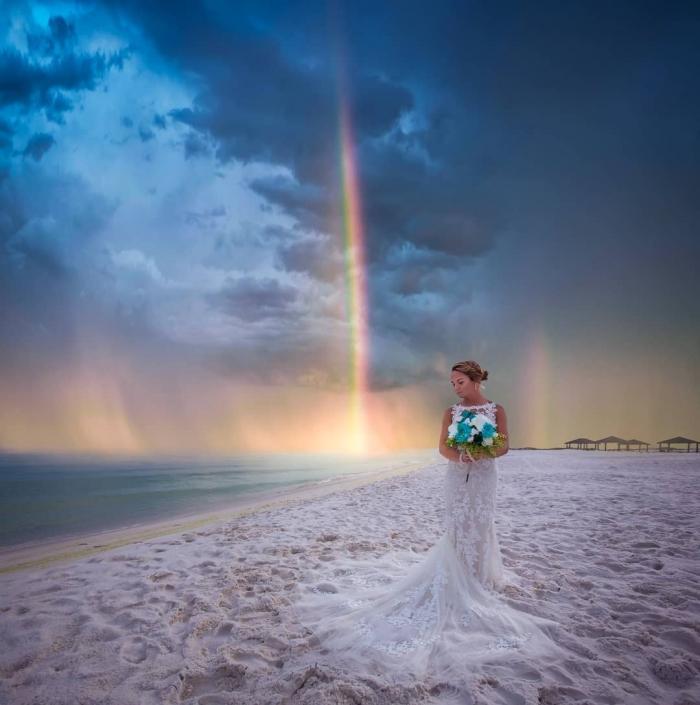 Пляжи из другого мира: сказочные пейзажи Брента Шавнора