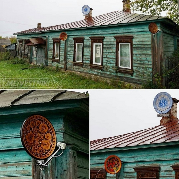 Удивительные снимки с российских просторов