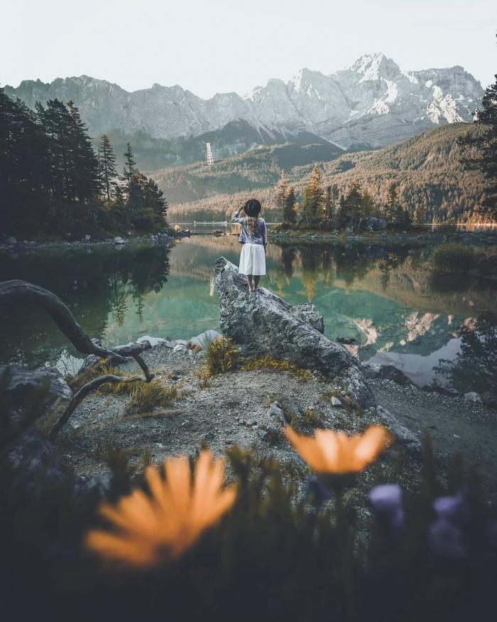 Захватывающие приключенческие снимки Марселя Зиберта