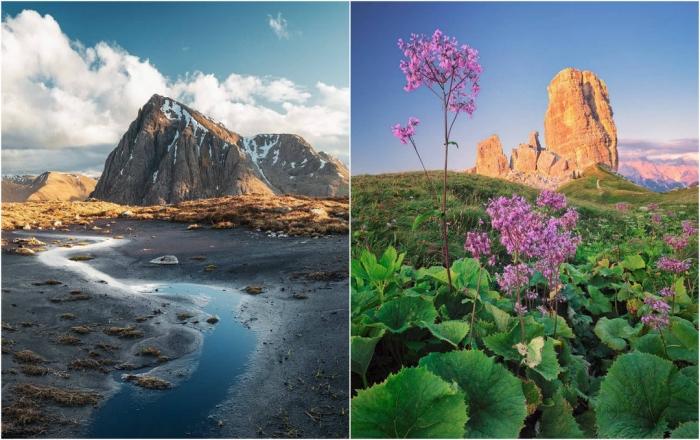 Красивая природа на фотографиях Лукаса Фурлана
