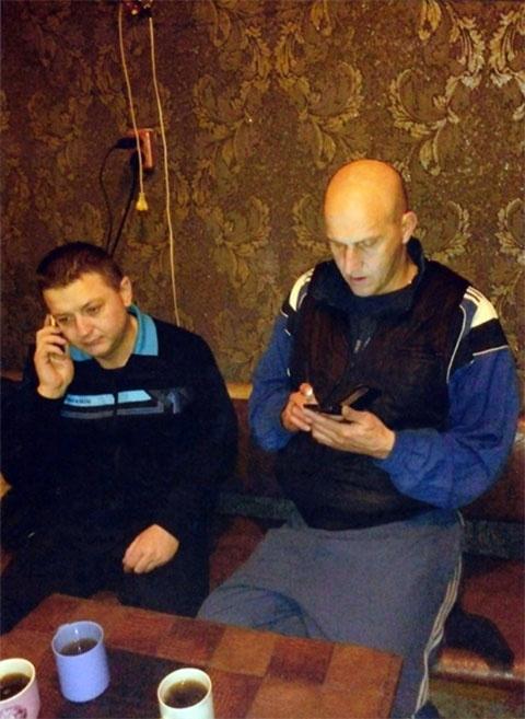 Как участник банды Сергея Цапка - Вячеслав Цеповяз отбывает срок в колонии строгого режима