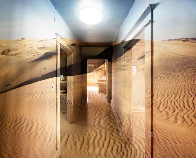 Оптические иллюзии Криса Энгмана, в которые можно зайти
